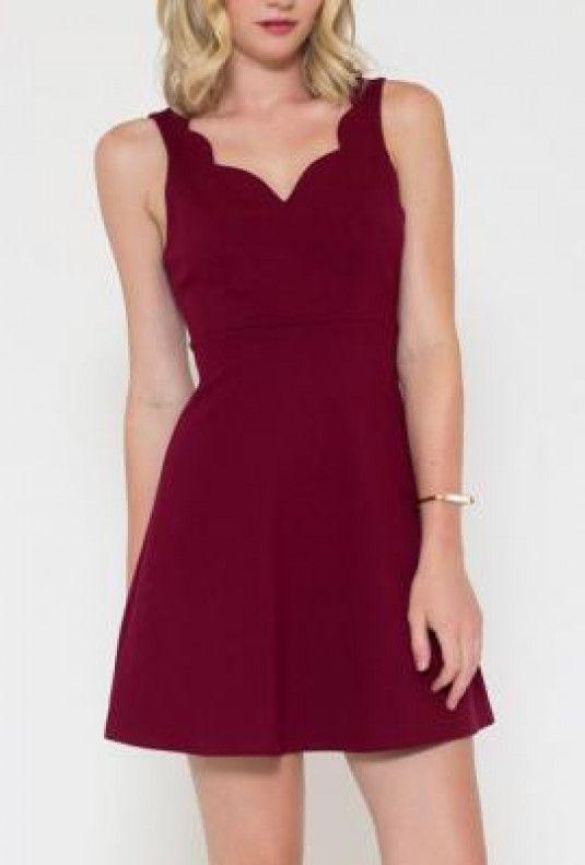 17++ Scallop neck dress ideas in 2021