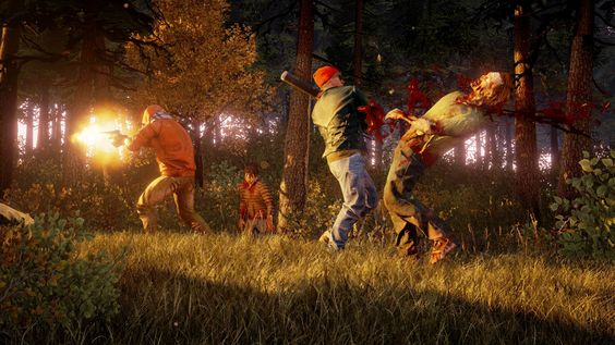 State Of Decay 2 - Atack