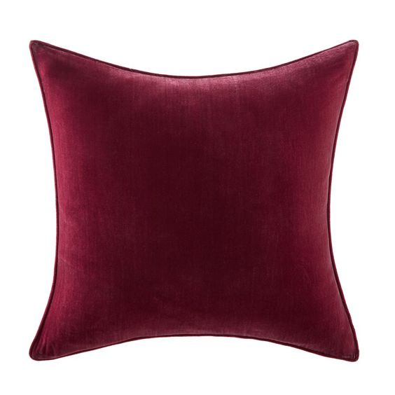 """Poetic Wanderlust Tracy Porter Calantha Solid Decorative Pillow, 20"""" x 20"""""""