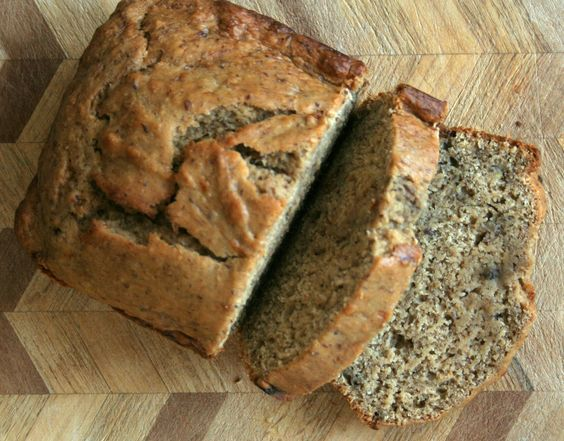 Cookie Butter Banana Bread {vegan} could care less to make this vegan but I will use the idea of biscoff spread in banana bread