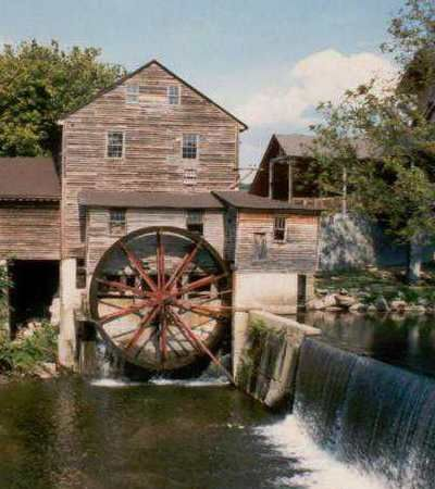 Tennessee Mills - Pigeon Forge Mill