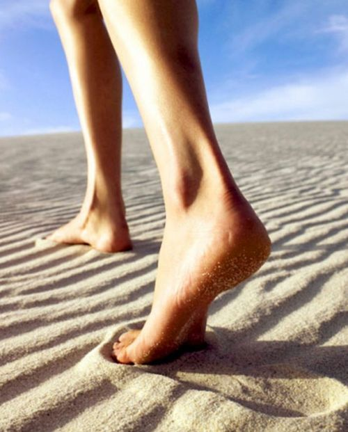 There's nothing quite like the feeling of sand between your feet on a summer's day