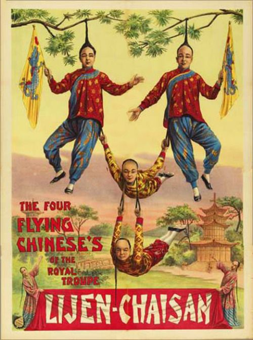 Four Flying Chinese