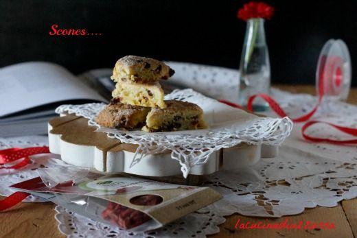 La Cucina di Azzurra: SCONES A FORMA DI ZUCCA PER UN HALLOWEEN GOLOSO!!!...