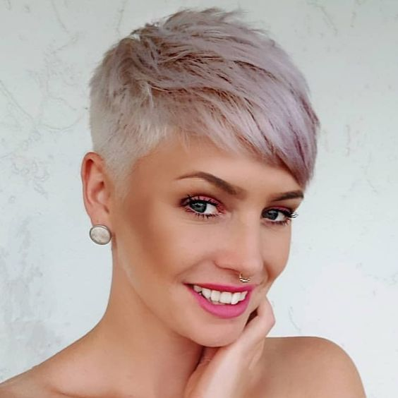 13++ Coupe coiffure courte femme 2019 idees en 2021