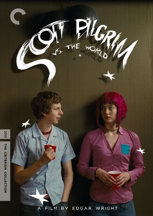 Scott Pilgrim for having the courage to pursue a woman well out his league and succeed!