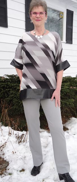 Maddie top from styleArc patterns