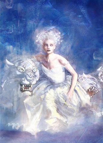 The Snow Queen Lackey Novel   Die Schneekönigin *
