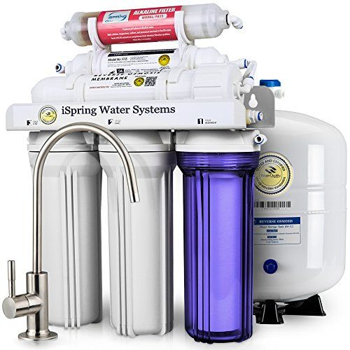 Reviews Of The 5 Best Reverse Osmosis System Plus The 2 Worst To Avoid If You Think You Ne Best Reverse Osmosis System Reverse Osmosis Reverse Osmosis System