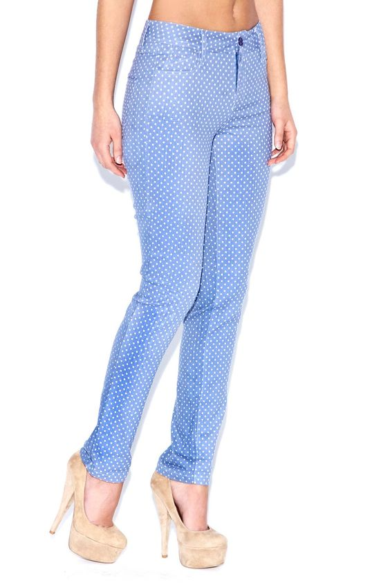 Linsey Polka Dot Skinny Jeans, £20