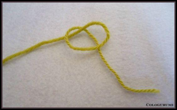 Comment faire un noeud coulant au crochet