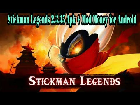 Stickman Legends 2 3 35 Apk Mod Money For Android Youtube