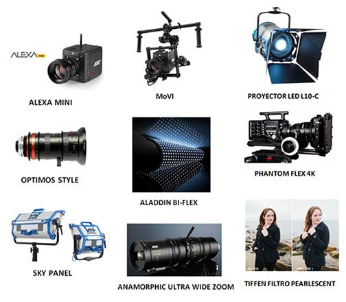Novedades NAB en Video Cine Import