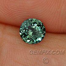 Sapphire from Montana