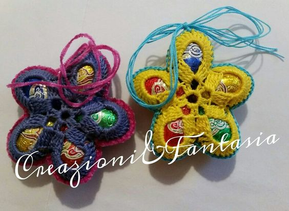 #handmade #crochet #uncinetto #creazioniefantasia #fattoamano #fattoamanoconamore #madeinitaly #artigianato #artigianatoitaliano #handmadewithlove #accessori #handmadepassion #picoftheday #pasqua #portaovetti  #easter #bringseggs #chocolateeggs