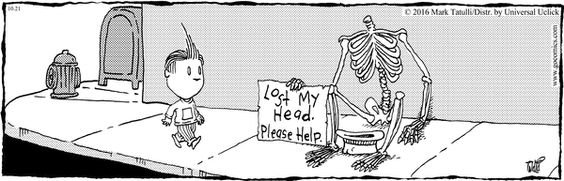 Lio Comic Strip, October 21, 2016     on GoComics.com