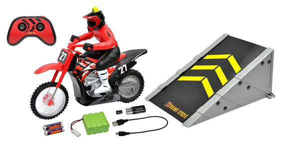Amazon.com: Xtreme Cycle Moto-Cam Red/Black: Toys & Games: