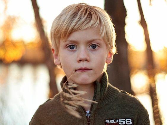 coupe de cheveux originale pour petit garçon
