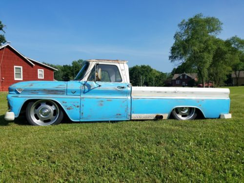 1965 Chevrolet C 10 1965 Chevrolet C10 Gmc Bagged Fuel Injected Ls
