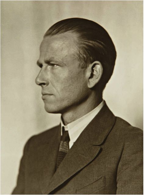 Otto Dix, by August Sander