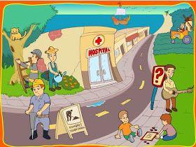 Infantil en Ribadesella: PROYECTO EL CARTERO