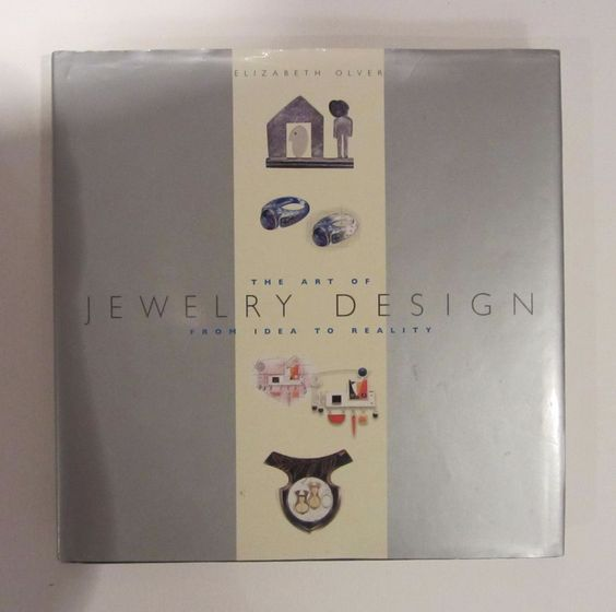 The Art of Jewelry Design US $12.50 Good in Books, Textbooks, Education