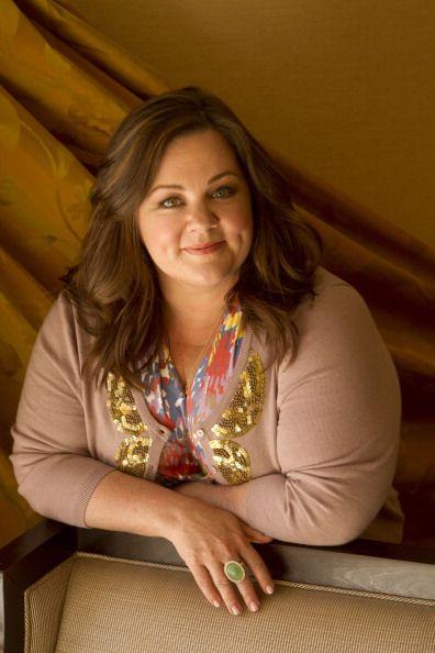 Melissa McCarthy..um exemplo que para ser bonita não precisa ser magrinha..nhe