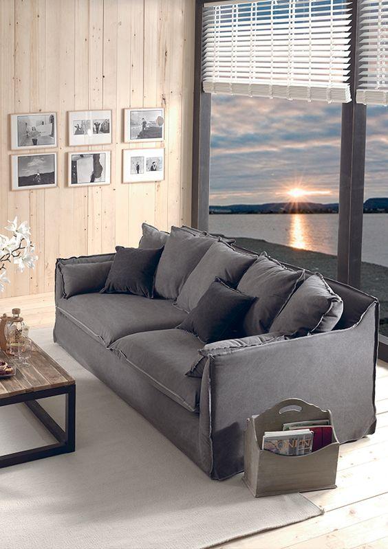 Canapes 2 Et 3 Places Aux Lignes Design Ou Plus Classiques Coussin Canape Canape Confortable Rembourrage Coussin