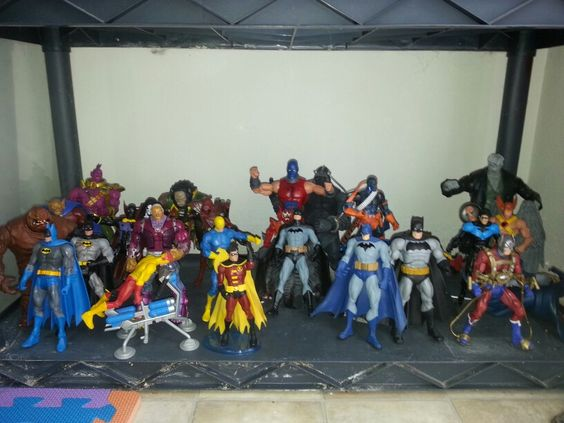 My action figures
