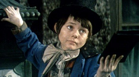 """My caption:  """"We are what we are Fagin...and I'm here for ya!""""  <3  The Artful Dodger- favorite kid in the world"""