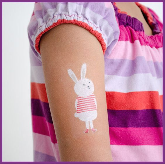 Designy temporary tattoos by Tattly.:
