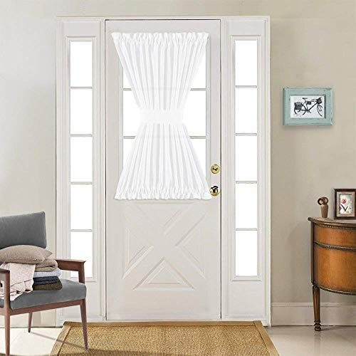Door Window Curtains Add Breezy Ambiance To Your Home Curtain