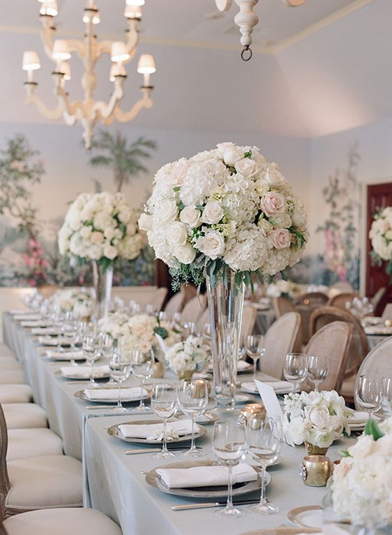 Chic California Wedding