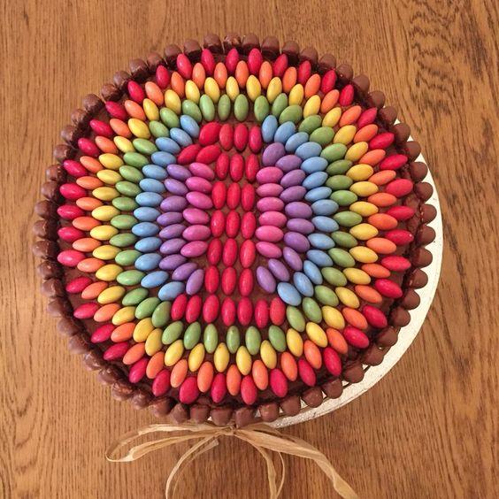lentilkova torta