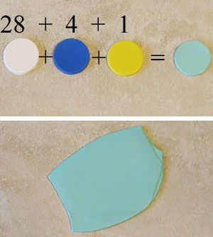 Polymer Clay Tutorial - Songbird Eggs