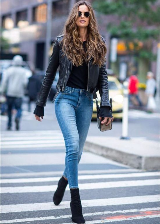 wholesale sales nice cheap fast delivery 10 Types Of Fall Boots Every Woman Should Own | Leather ...