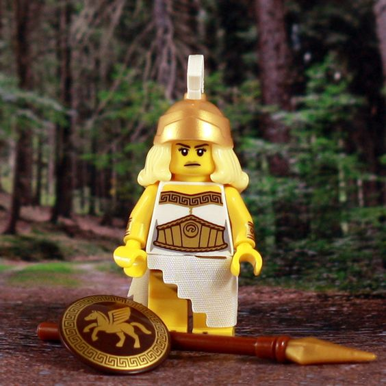 LEGO Minifigure Series 12: Athena