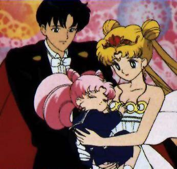Another favorite Sailor Moon moment...