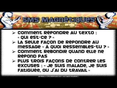 SMS Magnétiques