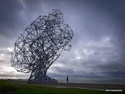Image result for gormley sculpture