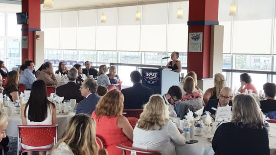Our Executive Director, Sharon Alexander was a speaker today at the 4th Annual Autism Leaders Breakfast at Florida Atlantic University.