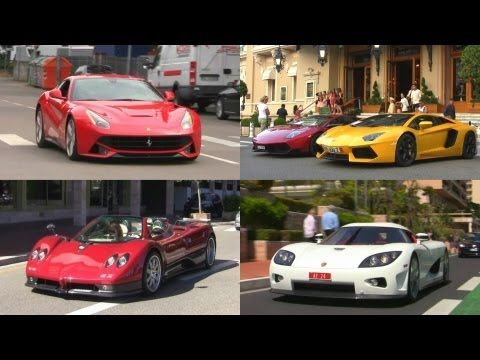 The BEST Supercars Sounds of 2012!