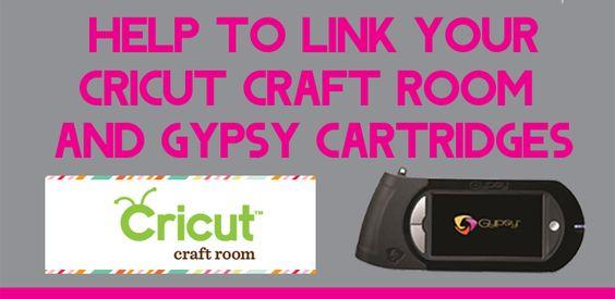 Cricut Craft Room Help: Gypsy, Crafts And Cricut On Pinterest