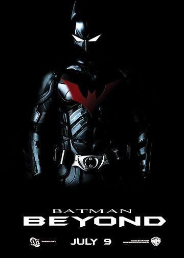 Batman Beyond by KyleXY93.deviantart.com on @deviantART