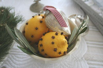 Orange and Clove