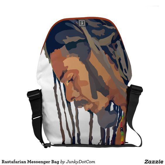 Rastafarian Messenger Bag - May 14 - 2x