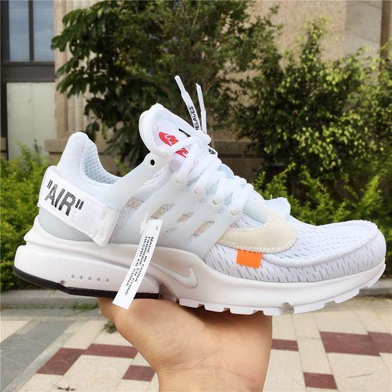 Off-White x Nike Air Presto 2018 White AA3830-100