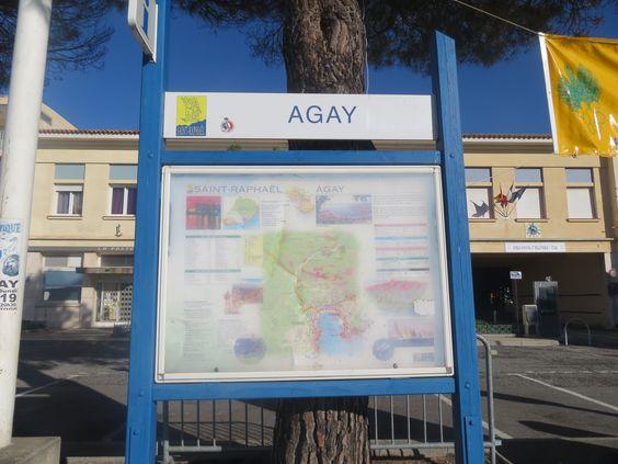 Agay- San Rafael