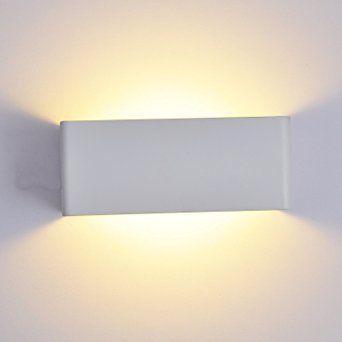 Hedc® 8W LED Wandleuchten Treppenleuchten Wandlampe Badlampe ... | {Badlampe wandlampe 44}