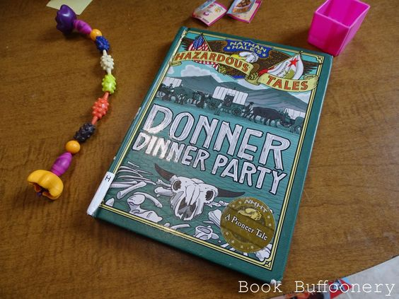 Nathan Hale S Hazardous Tales Donner Dinner Party By Nathan Hale Nathan Hale Dinner Party Tales